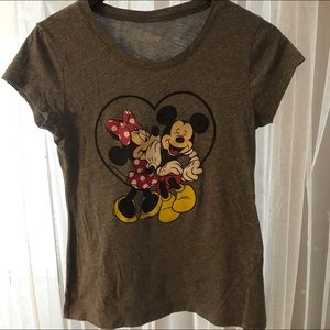 Disney Mickey and Minnie Mouse T-shirt